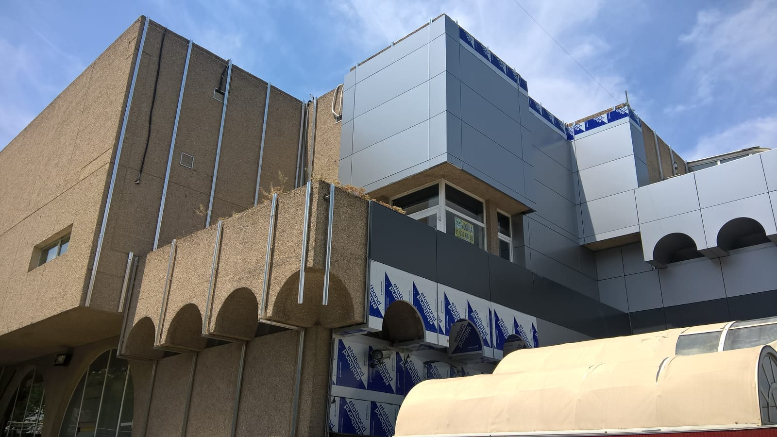 Revestimientos Para Fachadas Impresionarte - Recubrimientos-fachadas